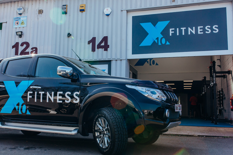 10X Fitness For Business